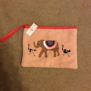 Darling NWT Talbots Bag with Wristlet